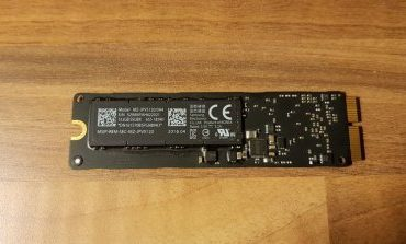 Apple SSD 512GB for Macbook Pro late 2012-2016