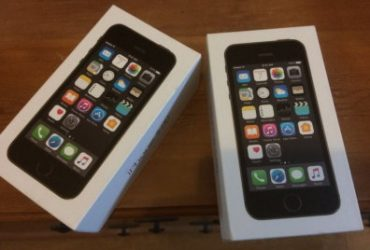 2 x iPhone 5S for sale (16gb) PRICE REDUCED