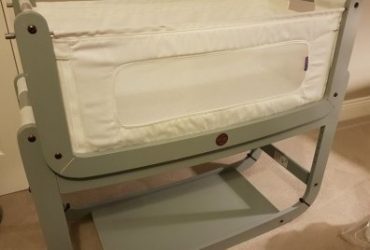 Co-Sleeper Snuzpod Cot