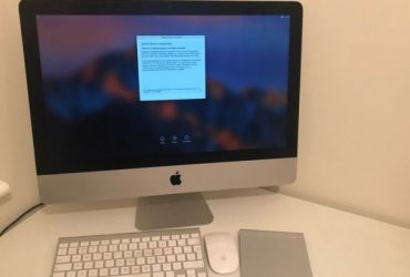 Apple iMac 21.5' late 2013