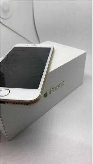 iphone 6 64GB box and charger
