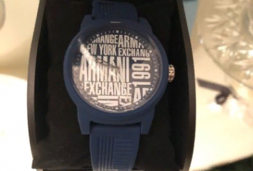 Armani Exchange watch rubber strap JUST IN STOCK!
