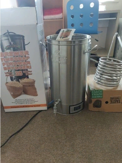 Bulldog Brewer All in one brewing system