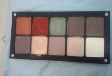 INGLOT eyeshadow pallette