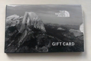 EUR 200 Voucher – The North Face