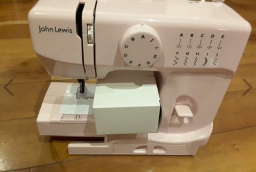 Sewing machine John Lewis mini