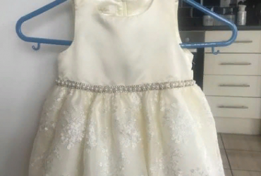 christening/flower girl dress