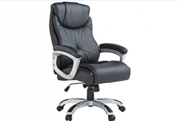 X-Rocker Executive Height Adjustable Office/Gaming Chair – Black
