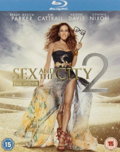Sex and the City: The Movie 2 (Blu-ray