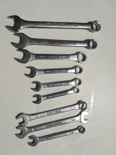 Combination Wrench Spanners