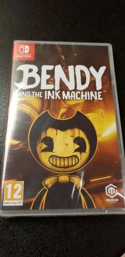 Bendy and the ink machine Nintendo switch