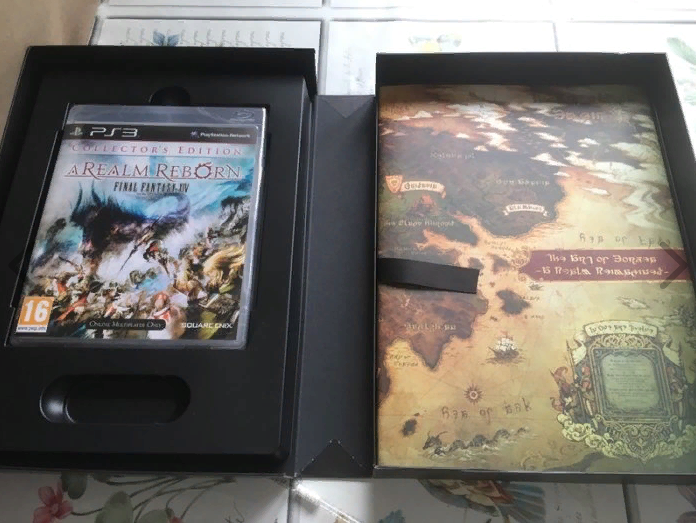 FF XIV special edition