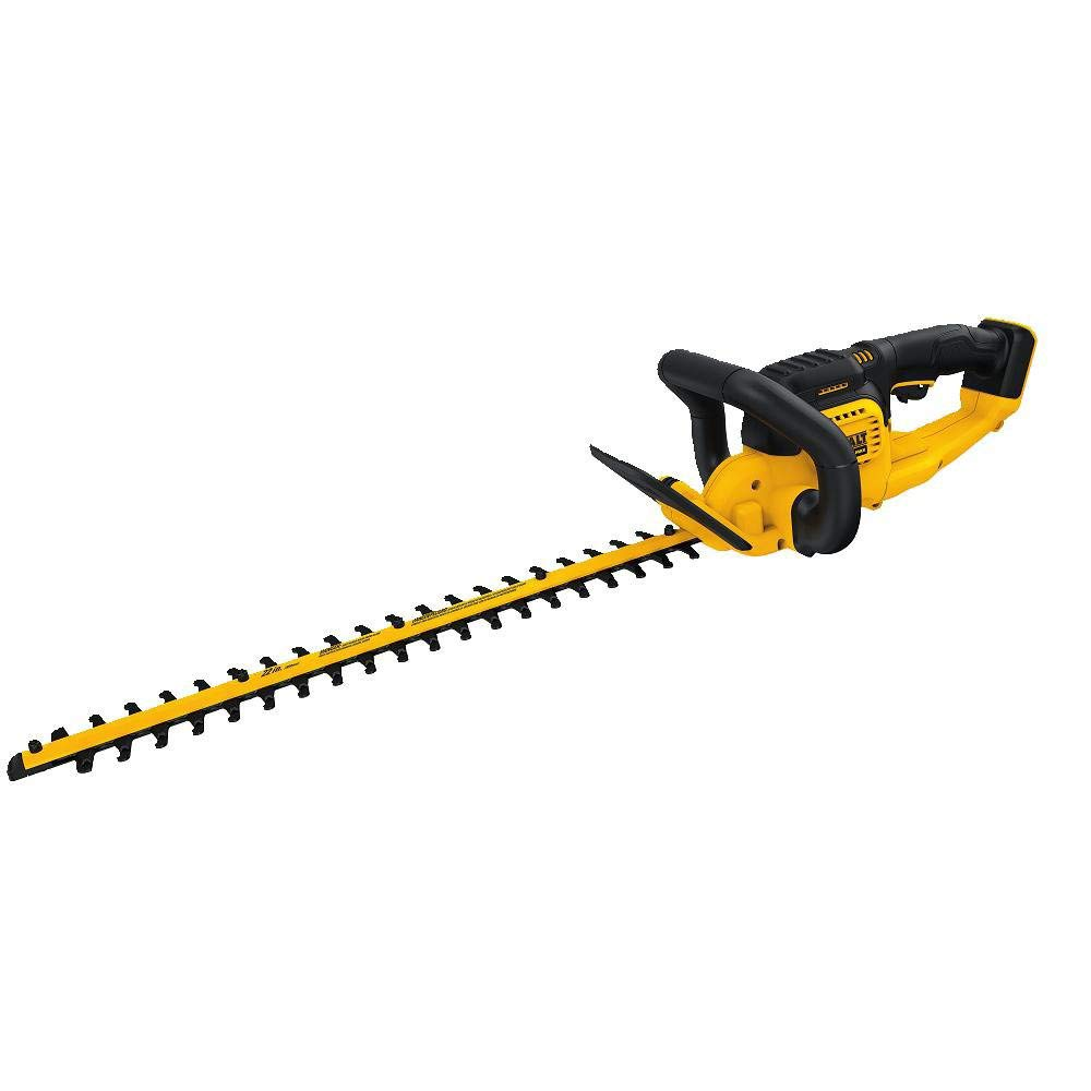 DEWALT DCHT820BR 20V MAX Lithium-Ion Hedge Trimmer (Bare Tool) (Certified Refurbished)
