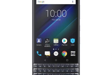 BlackBerry KEY2 LE Android Smartphone 64GB, 13MP Rear Dual Camera, Android 8.1 Oreo