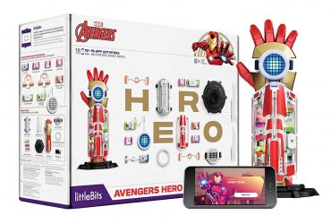 Avengers Hero Inventor Kit – Kids 8+ Build & Customize Electronic Super Hero Gear