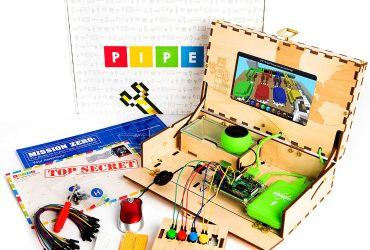 Piper Computer Kit (2018 Edition) – Teach Kids to Code – STEM Learning Toy with Minecraft: Raspberry Pi